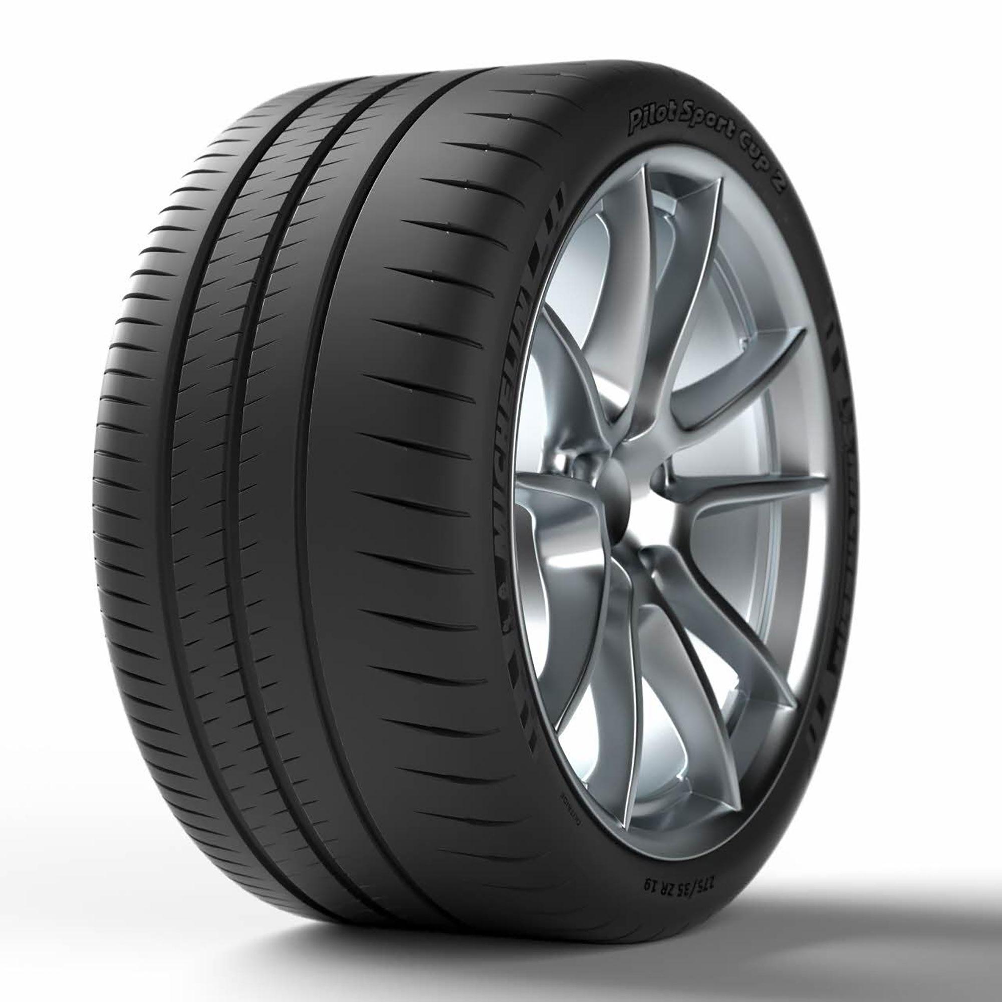 Michelin PILOTSPORTCUP2 gumiabroncs