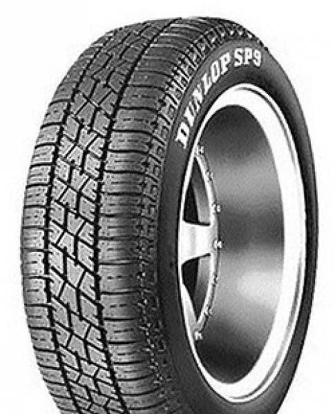 Dunlop SP9C gumiabroncs